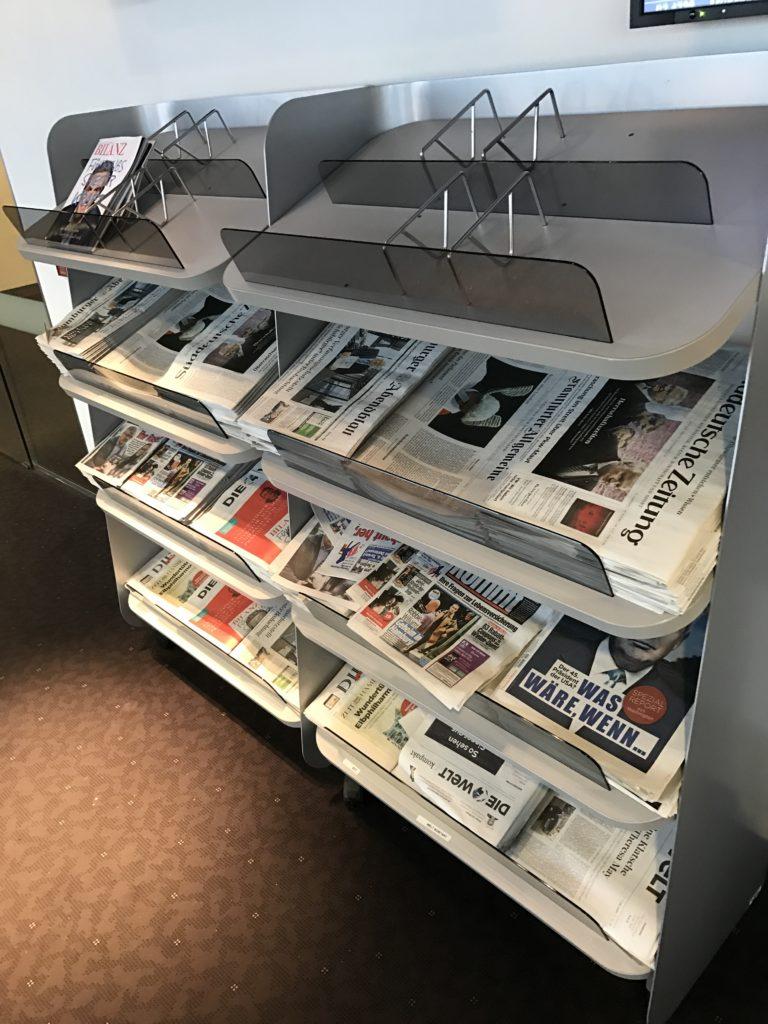 Zeitschriftenauswahl