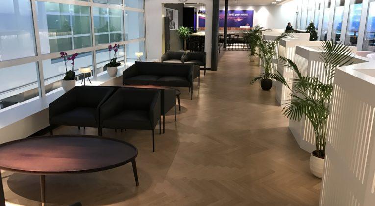 InsideFlyer Wochenrückblick Aspire Lounge Zürich