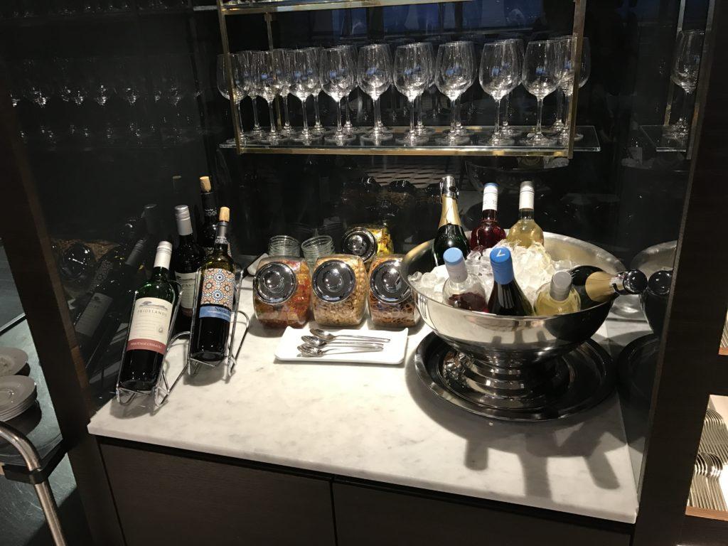 Aspire Lounge Zürich Alkoholische Getränke