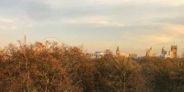 Sheraton Grand London Park Lane Ausblick