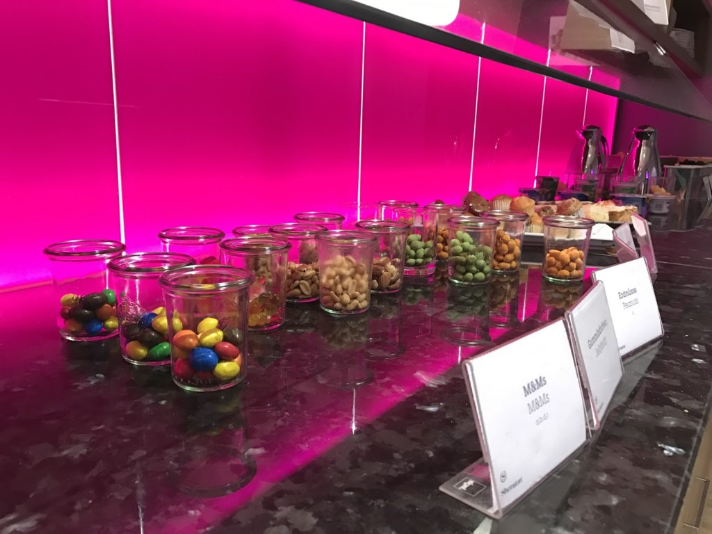 Sheraton München Arabellapark Snacks