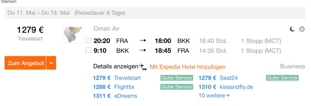 Oman Air Global Sale