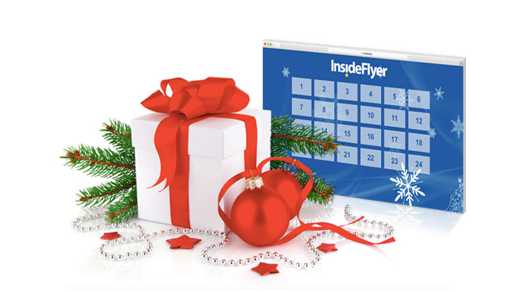 InsideFlyer Adventskalender