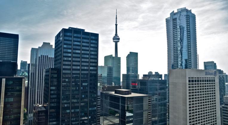Air Canada Business Class nach Toronto