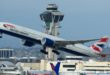 Departing LAX to LHR