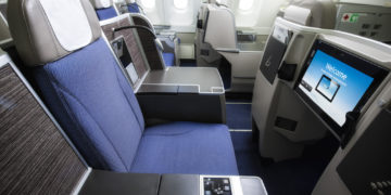 Brussels Airlines Business Class nach Indien