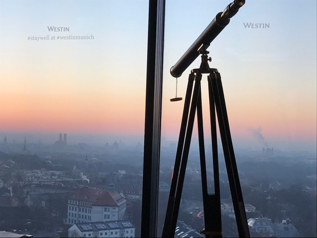 SPG Hot Escapes The Westin Grand München
