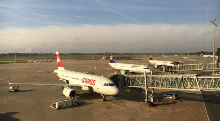 30 Flüge zum Lufthansa Frequent Traveller Status