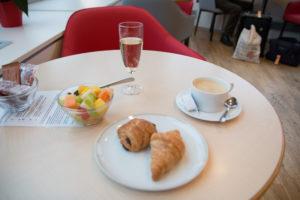 Air France Lounge Berlin Tegel
