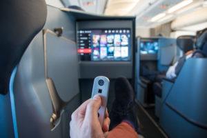 airberlin Business Class IFE