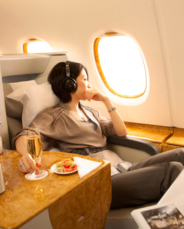 Emirates Business Class Angebote