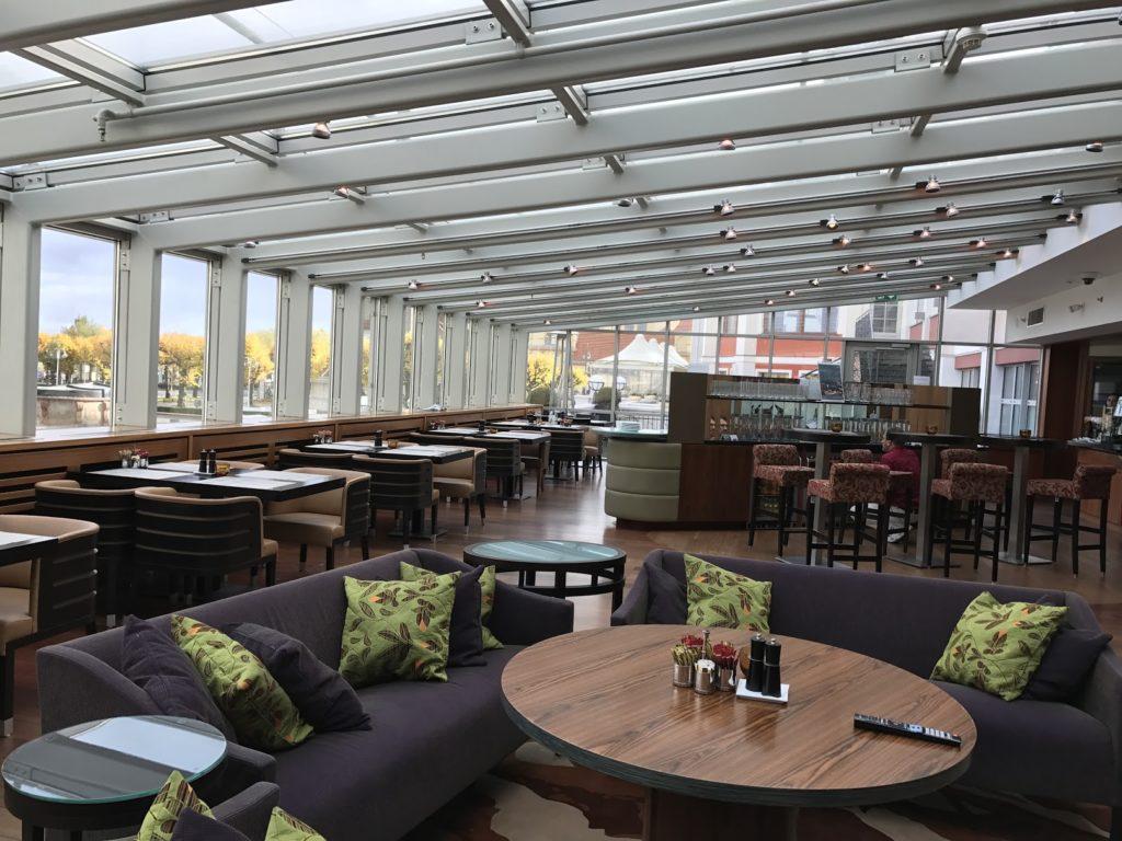 Sheraton Sopot Club Lounge