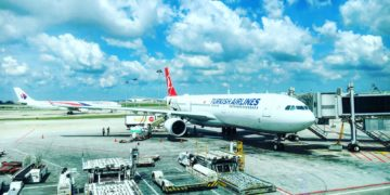 Turkish Airlines Business Class A330