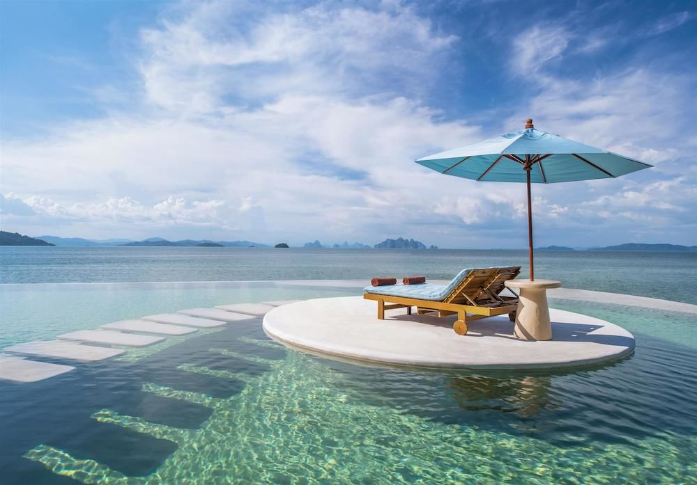 The Naka Island A Luxury Collection Resort Spa