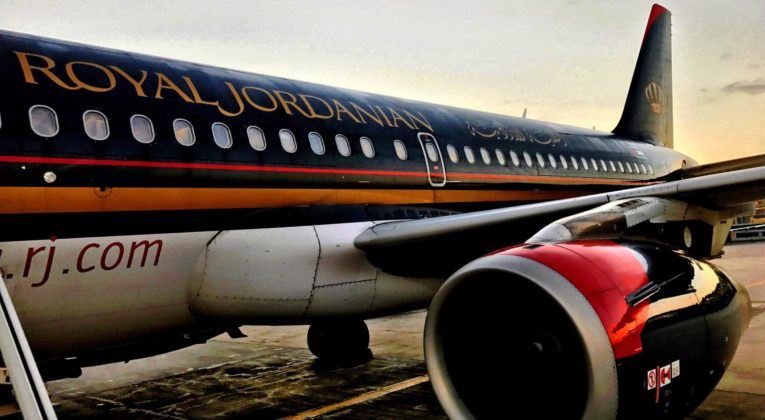Royal Jordanian Crown Class