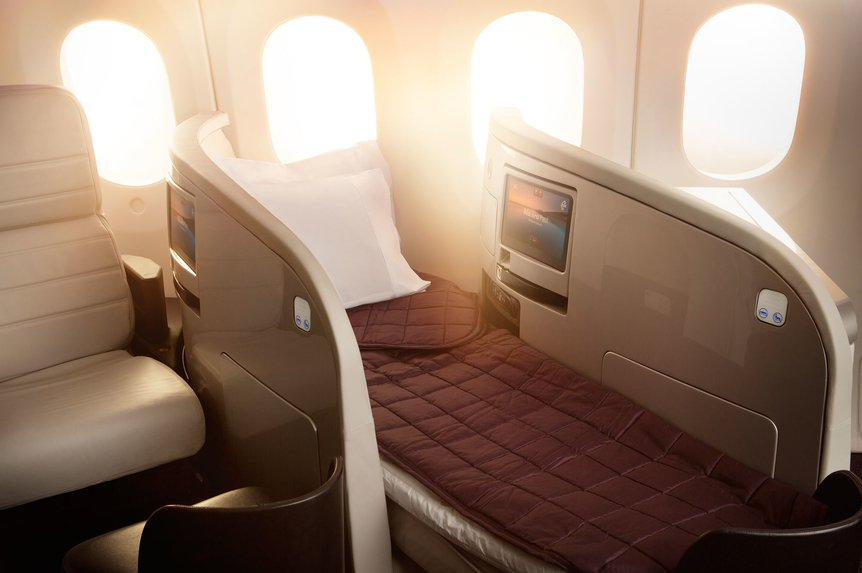SIngapore Airlines Business Class Angebote nach Auckland mit Air New Zealand