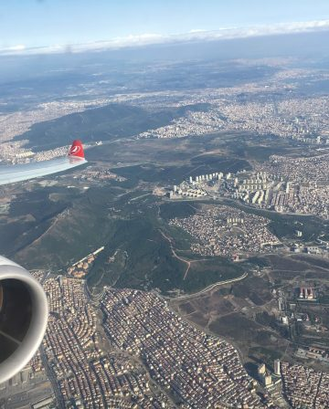 Turkish Airlines Business Class nach Buenos Aires