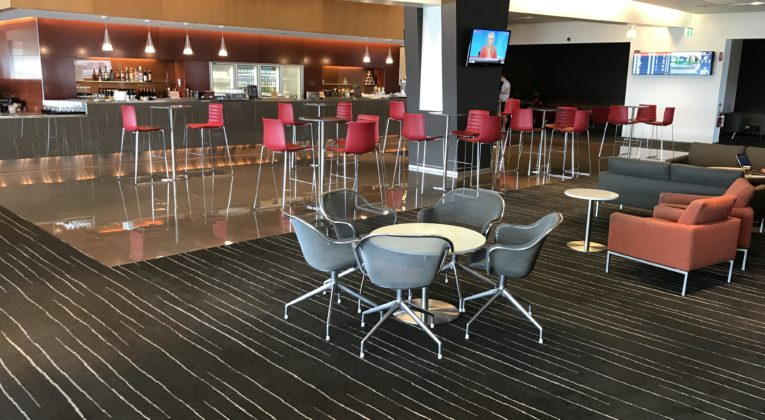 InsideFlyer Wochenrückblick Qantas Club Sydney