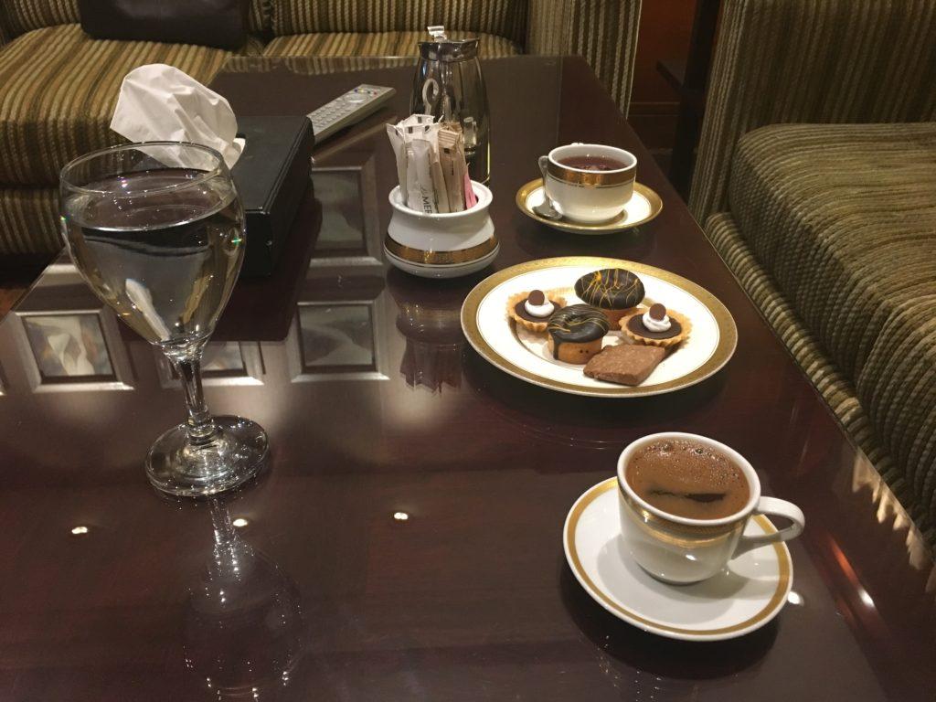 Le Méridien Amman Club Lounge