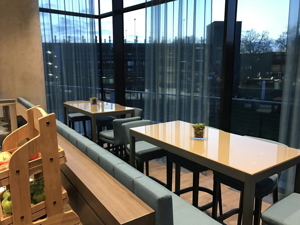 Marriott Bonn World Conference Center Executive Lounge