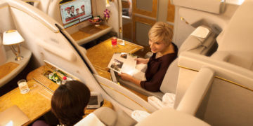 Emirates First Class Angebote