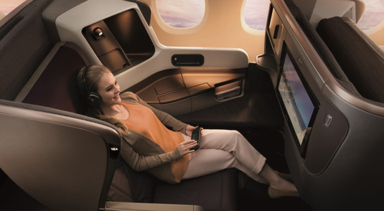 Singapore Airlines Business Class Angebote