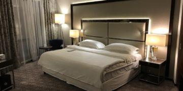 Sheraton Grand Krakow Deluxe Suite