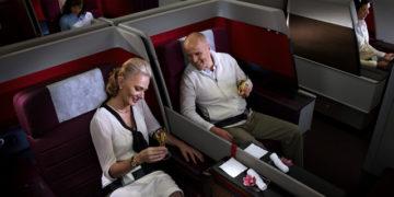Malaysia Airlines First Class nach Asien fliegen