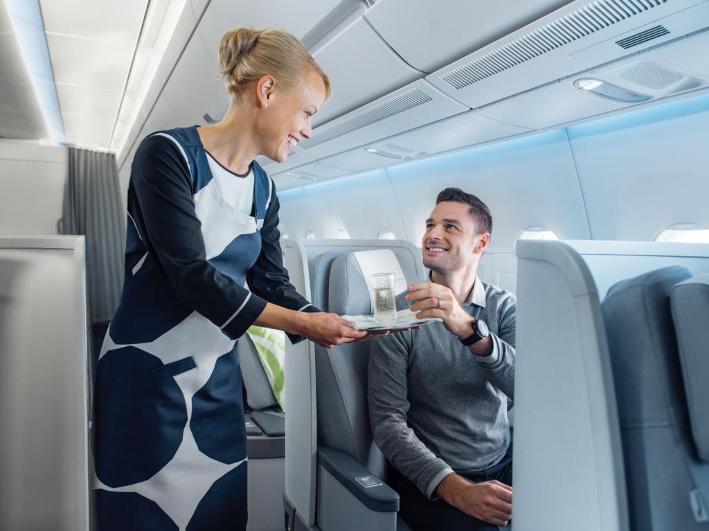 Günstige Business Class Flüge buchen