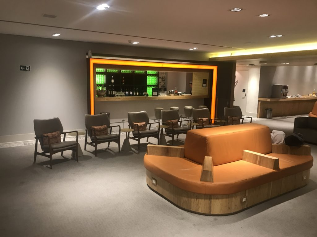 Gol Lounge Sao Paulo Bar