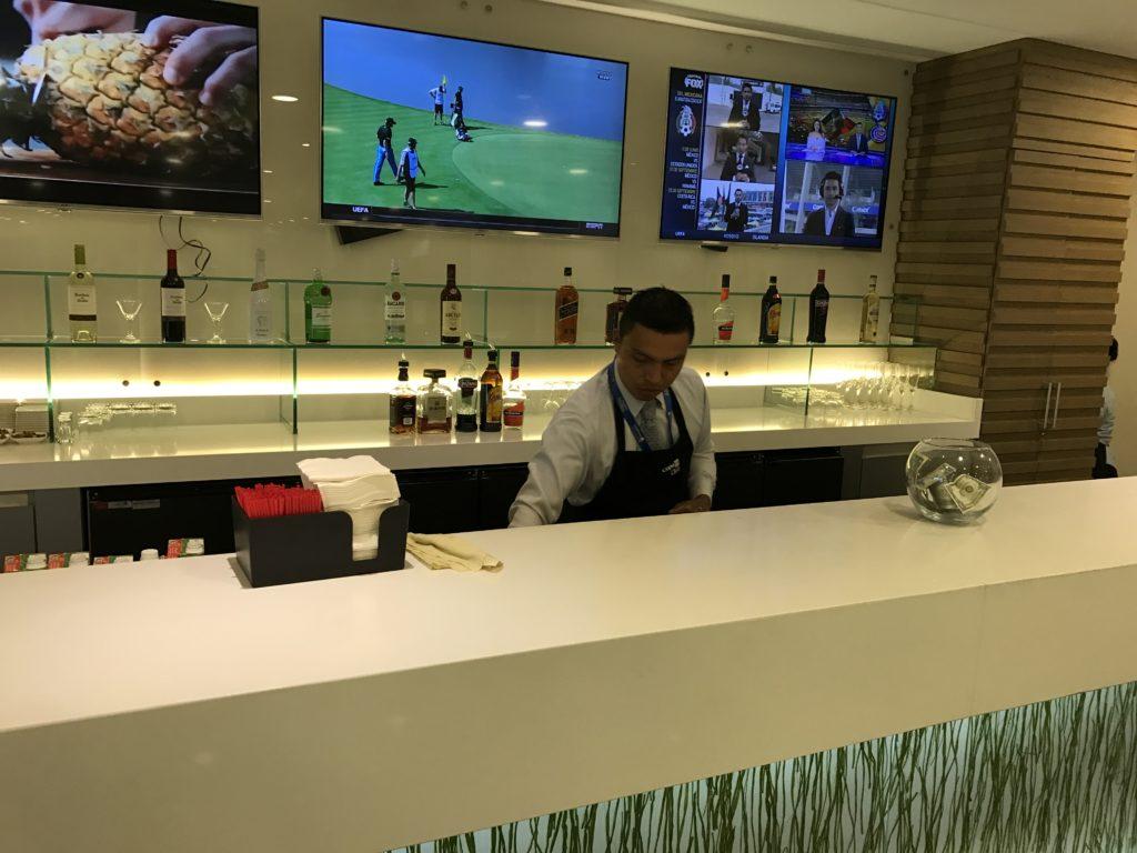 Copa Club Panama Bar
