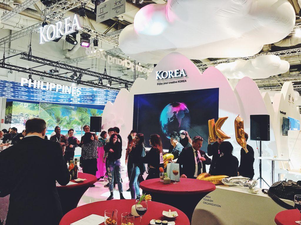 InsideFlyer Wochenrückblick Korea Night ITB