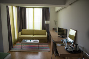 Fresh Hotel Athens Executive Zimmer