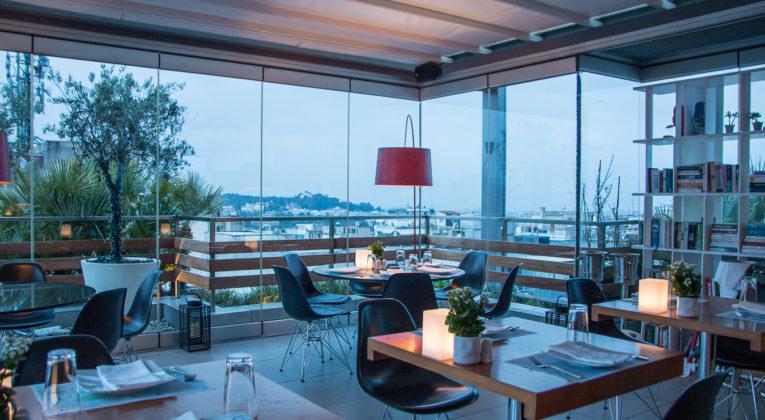 Fresh Hotel Athens Restaurant