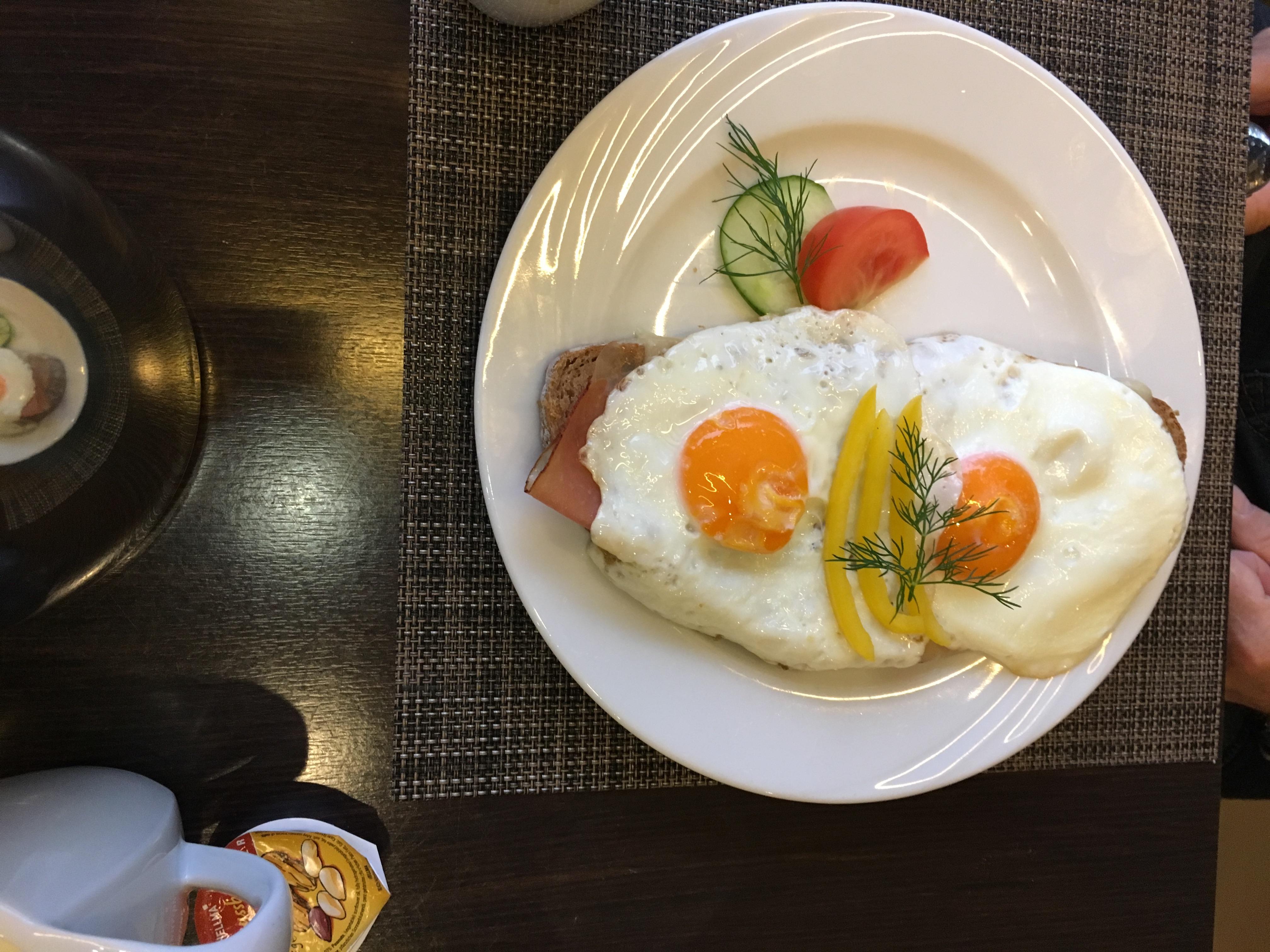 Hilton Mainz Frühstück