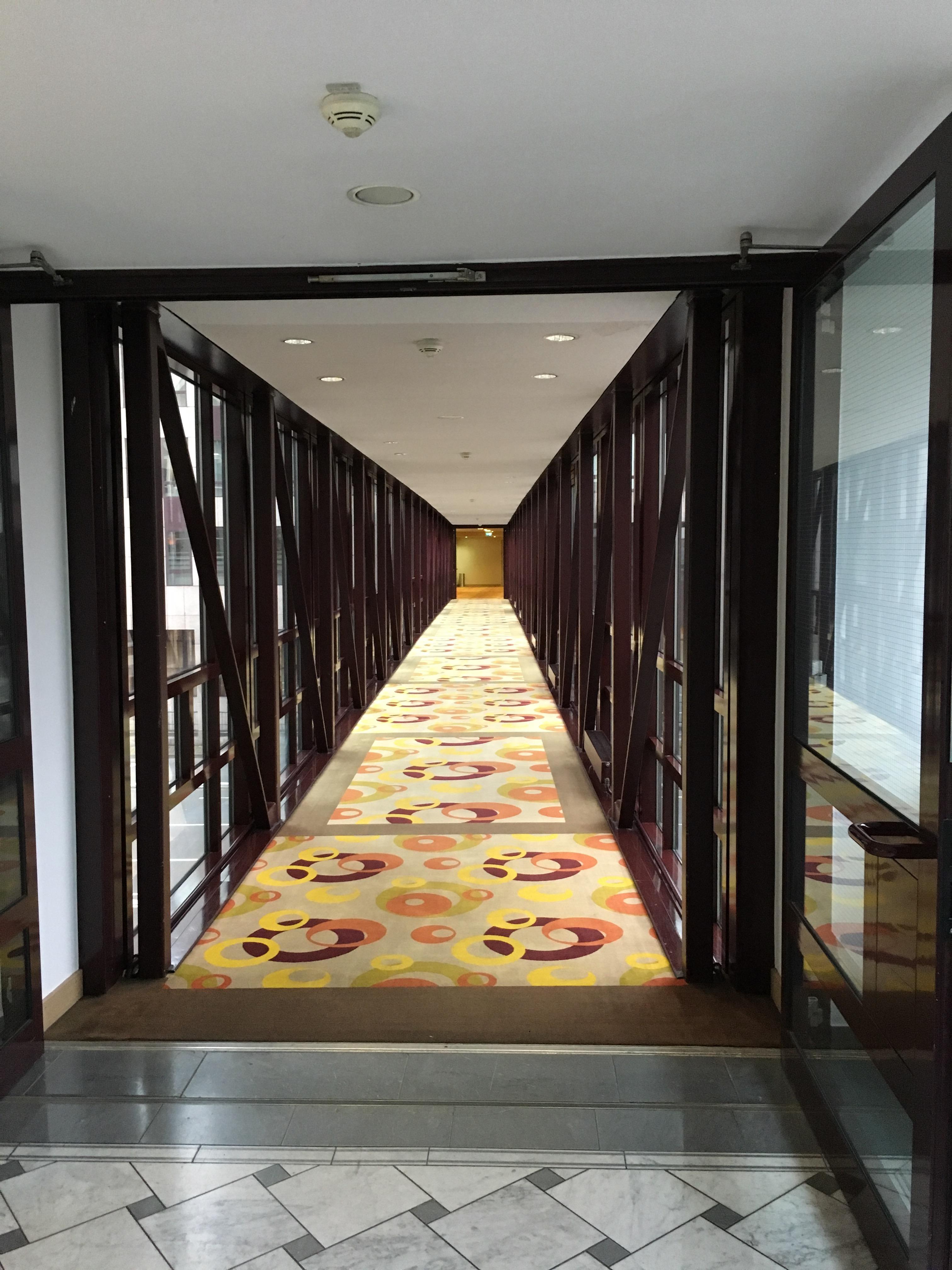 Hilton Mainz Lobby