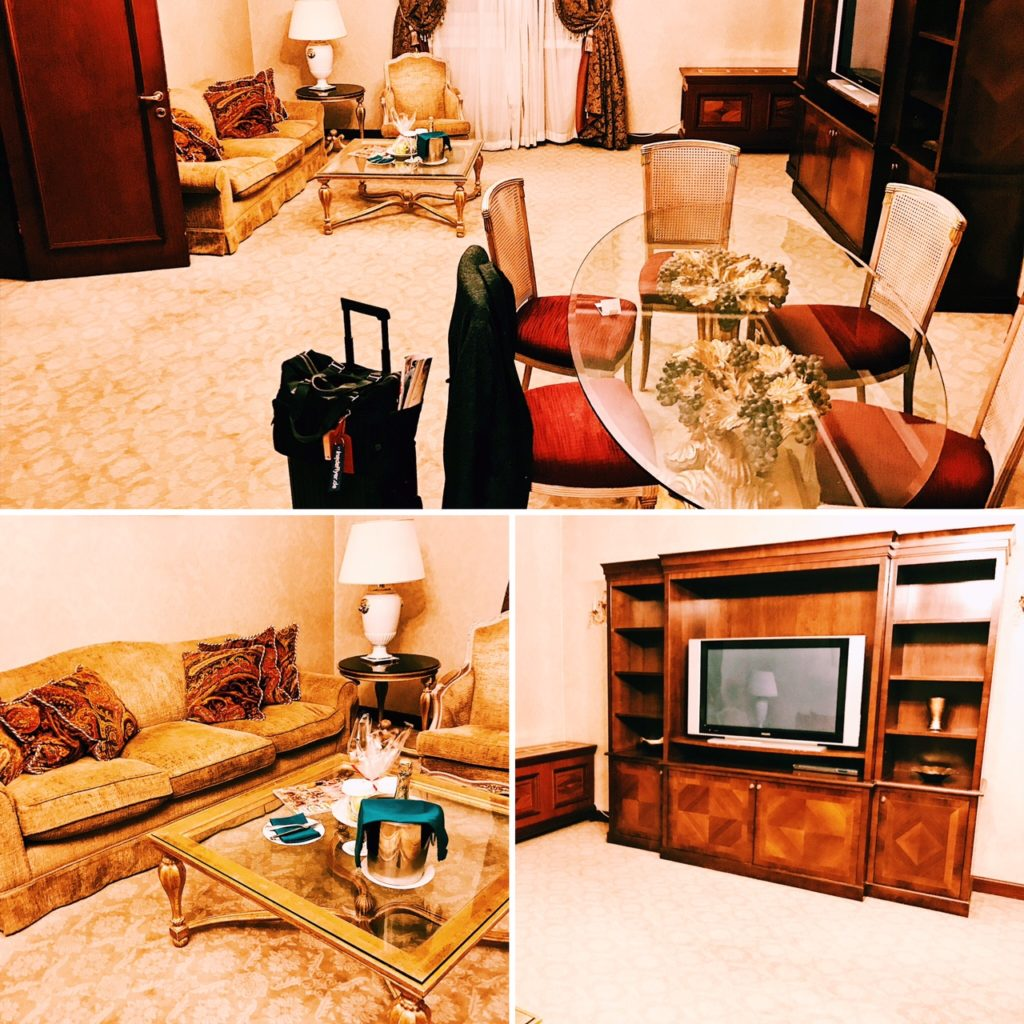 Sofia Hotel Balkan Executive Suite