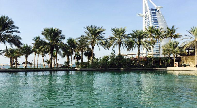 Qatar Airways Business Class nach Dubai