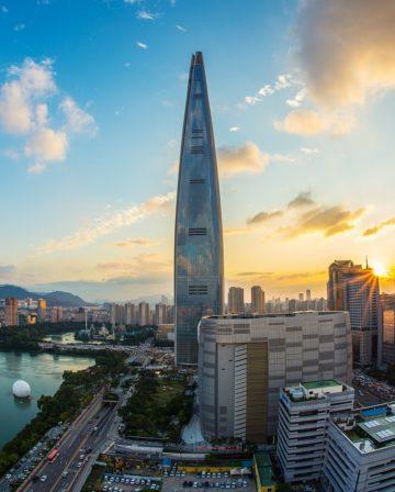 Business Class nach Seoul