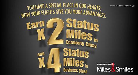 Star Alliance Gold Status mit nur einem Flug erhalten