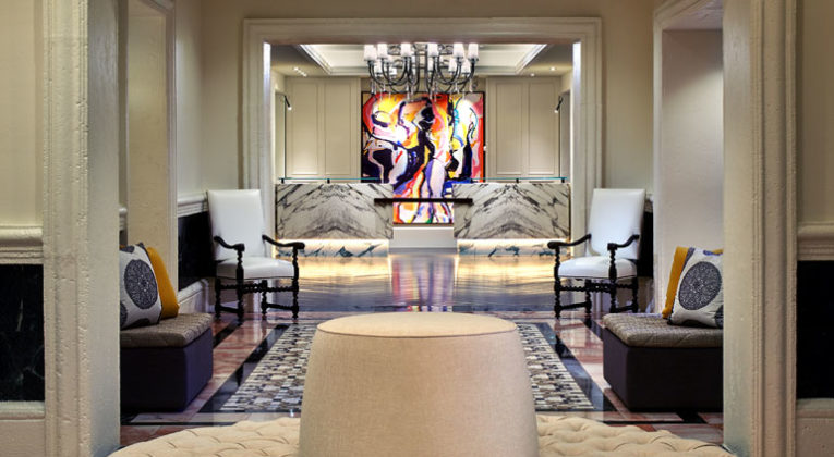 SPG Hot Escapes Hotel Colonnade