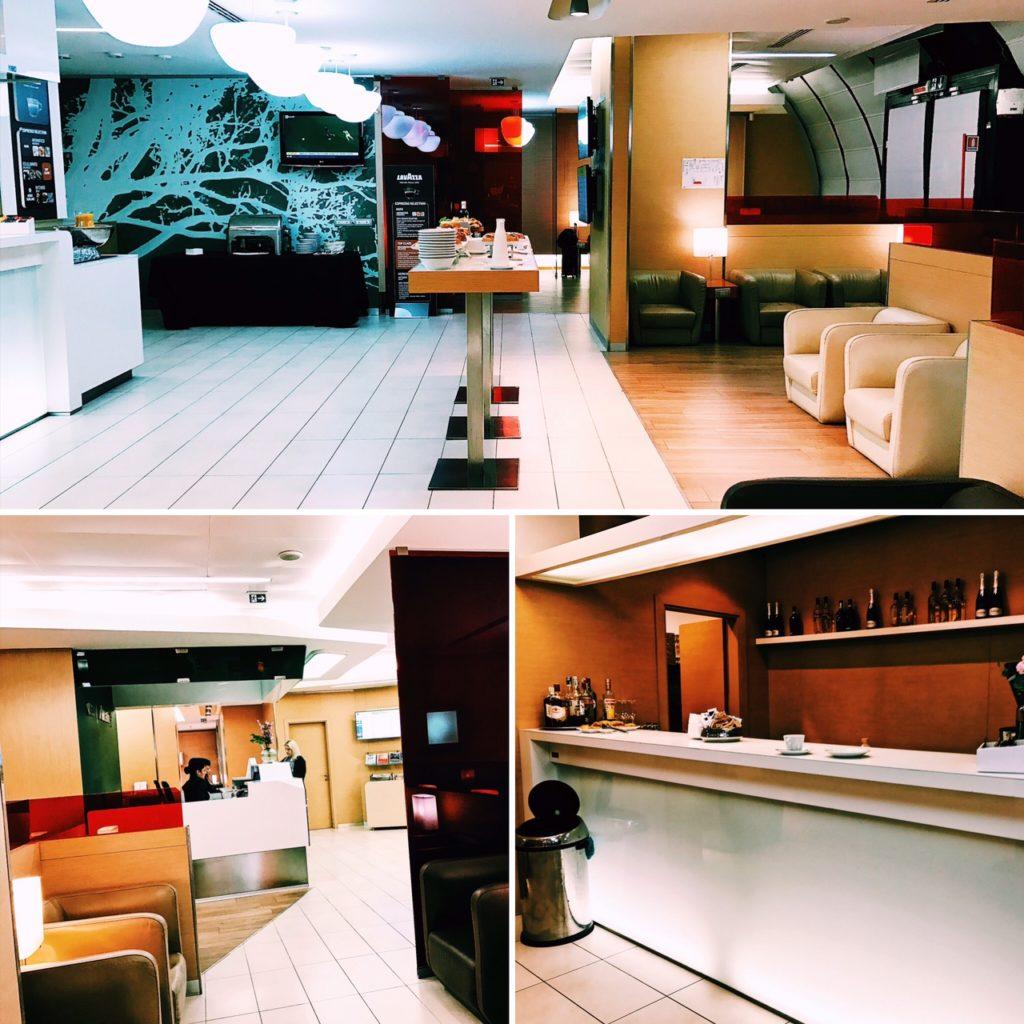 Casa Alitalia Lounge Rom Terminal 3