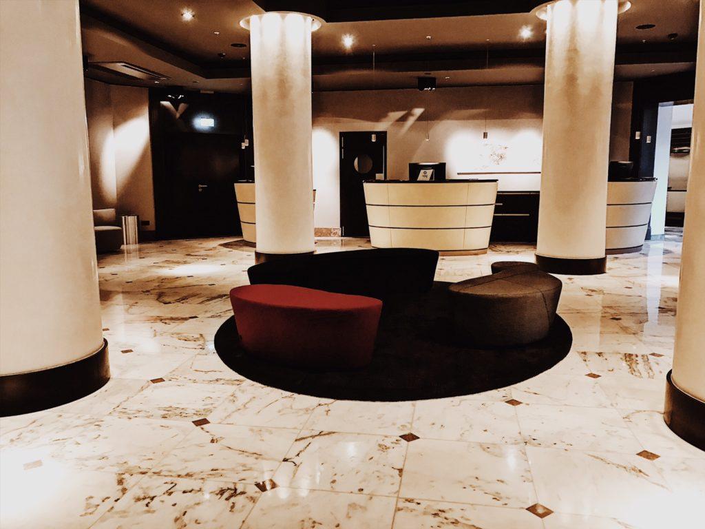 Le Méridien Frankfurt Lobby