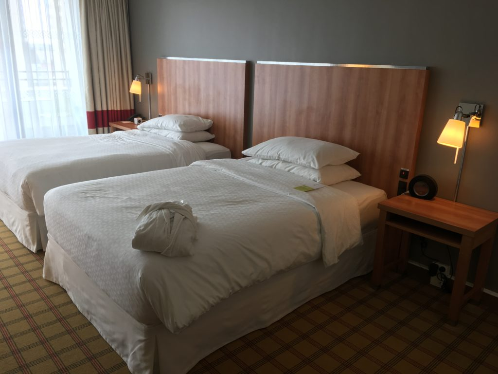 Four Points by Sheraton München Central Studio Room