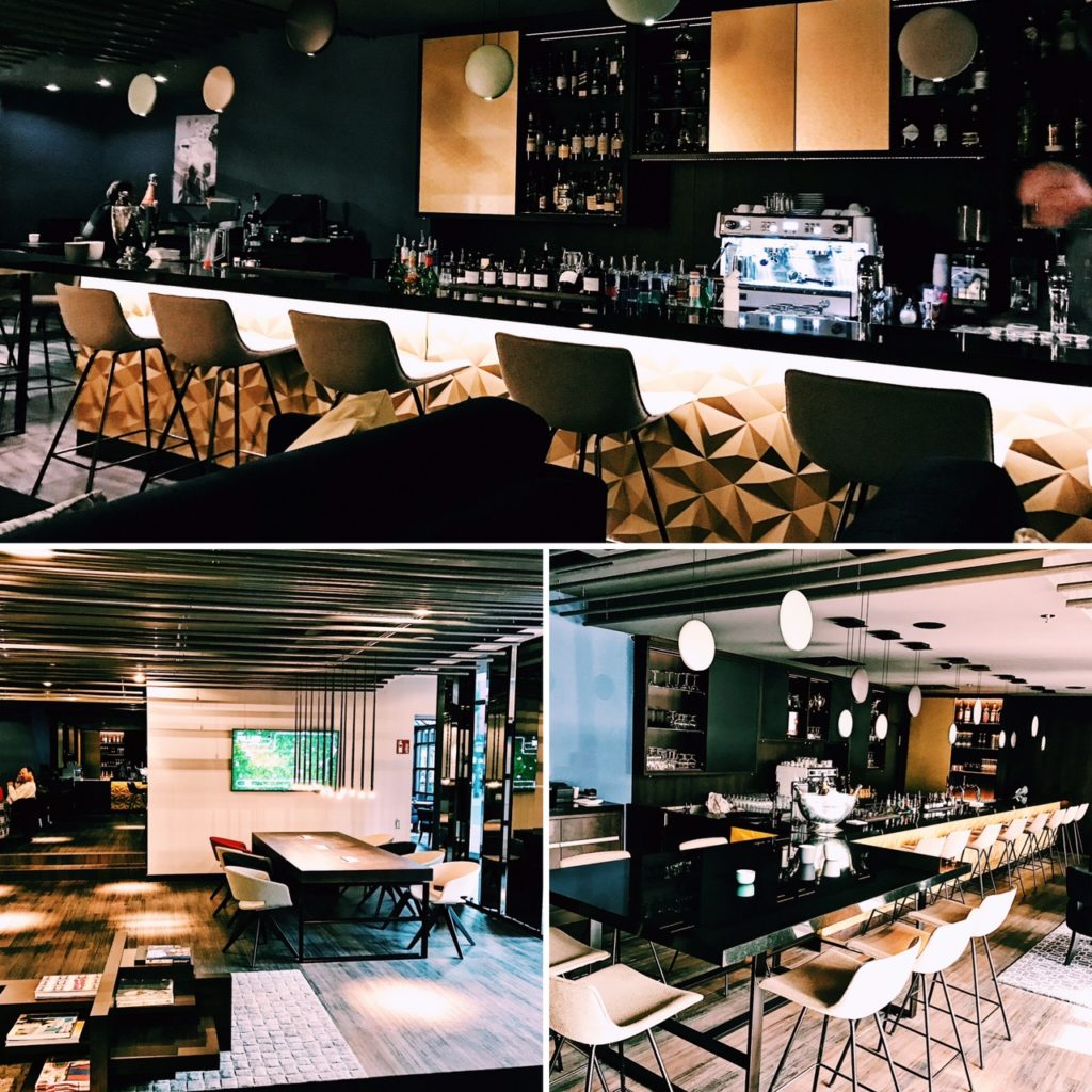 Le Meridien Frankfurt Legacy Bar