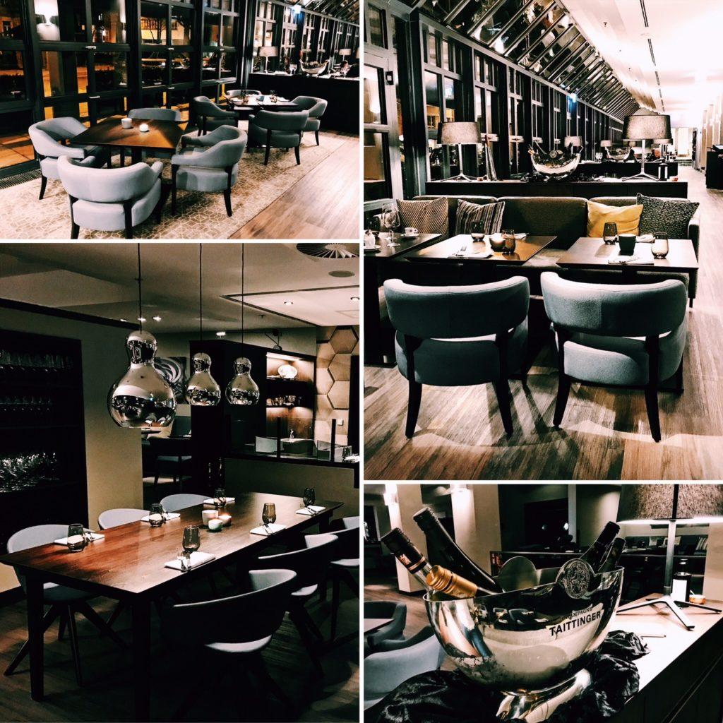 Le Méridien Frankfurt Legacy Restaurant