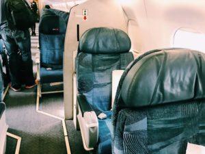 Air Canada Express Business Class Kabine