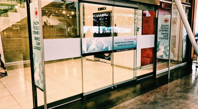Air Canada Maple Leaf Lounge Montreal InsideFlyer Wochenrückblick