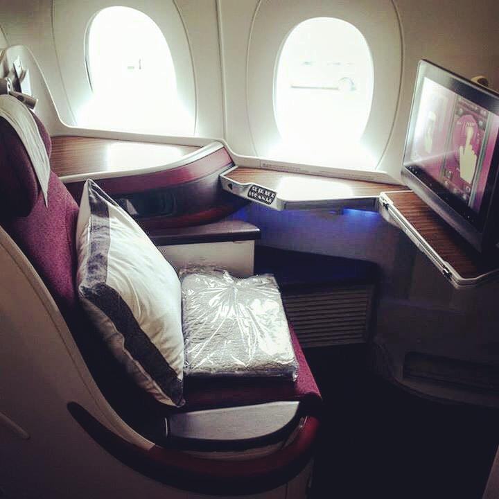 InsideFlyer Wochenrückblick Qatar Airways Business Class