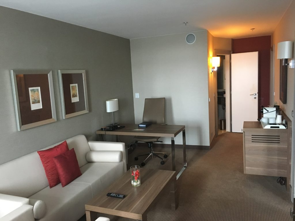Sheraton Frankfurt Congress Hotel Junior Suite